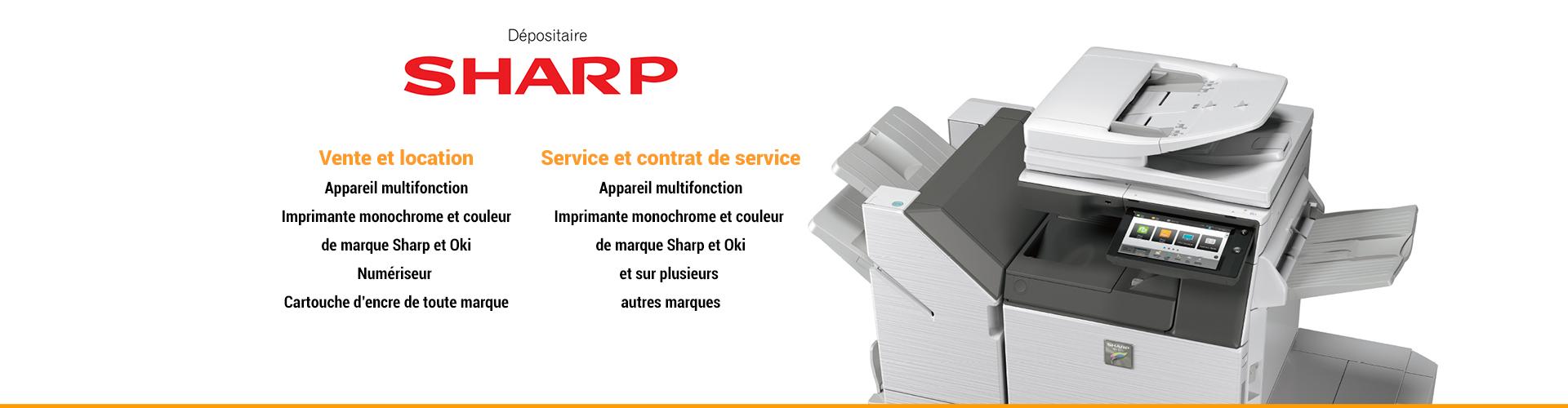 marques photocopieurs professionnels